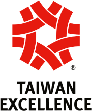 TAIWAN EXCELLENCE 4年連続受賞